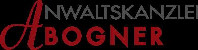 Anwaltskanzlei Bogner Mobile Retina Logo